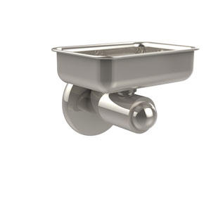 Soho Collection Wall Mounted Soap Dish, Polished Nickel