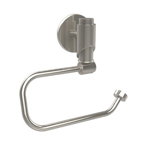 Polished Nickel Euro-Style Toilet Paper Holder