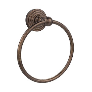 Waverly Place Venetian Bronze Towel Ring
