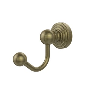 Waverly Place Antique Brass Utility Hook