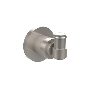 Washington Square Satin Nickel Utility Hook