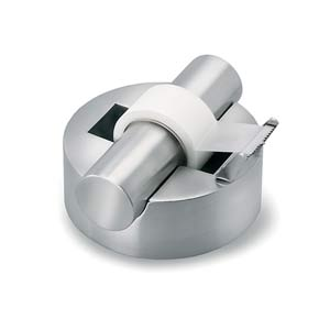 Polished Stainless Steel Tape Dispenser