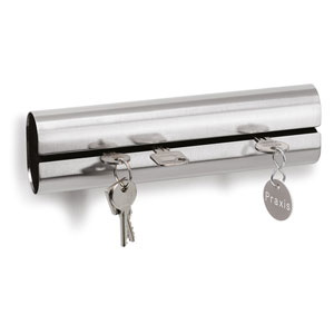 Tewo Brushed Stainless Steel Key Board