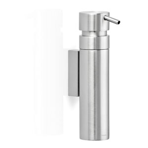 Nexio Brushed Stainless Steel Wall Soap Dispenser