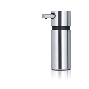 Areo Matte Stainless Steel Soap Dispenser