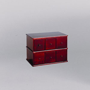 Apothecary Cherry Multimedia Cabinet