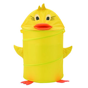Original Bongo Bag Yellow Duck Pop Up Hamper
