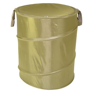Original Bongo Bag Peridot Green Pop Up Hamper