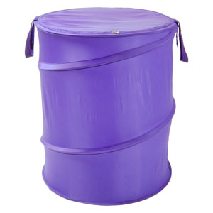 Original Bongo Bag Purple Pop Up Hamper