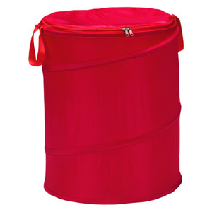 Original Bongo Bag Red Pop Up Hamper