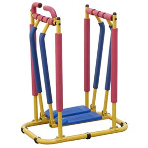 Fun and Fitness Health Systems Exercise Equipment-Air Walker