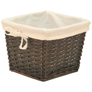 Willow Small Espresso Basket with White Liner