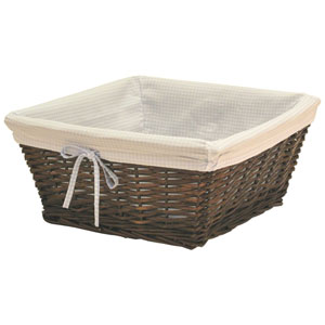 Willow Large Espresso Basket with Blue Liner