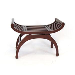 Brown Java Hard Wood Stand