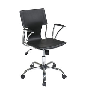 Dorado Black Office Chair
