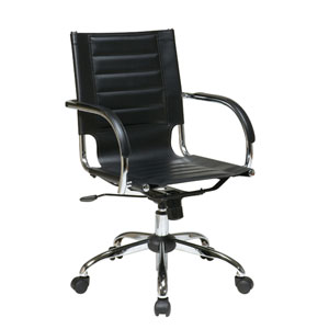 Trinidad Black Office Chair
