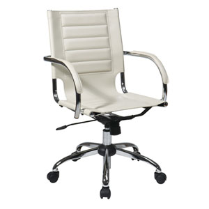 Trinidad Cream Office Chair