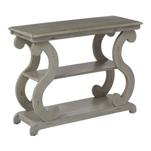 Uttermost Kunja Gray Console Table 25799 Bellacor