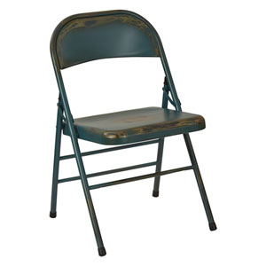 Bristow Set of Four Steel Folding Chair