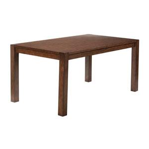 Chandler Dining Table in Dark Oak Finish