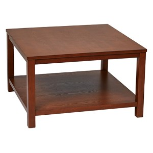 Merge Cherry Square Coffee Table