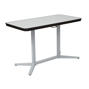 Pneumatic Height Adjustable Table