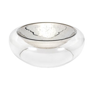 Luxe Glass Bowl