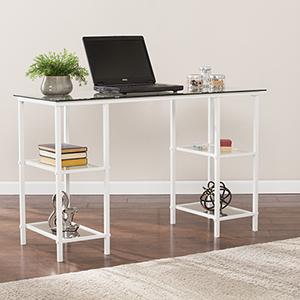 Aiden Fresh White Desk