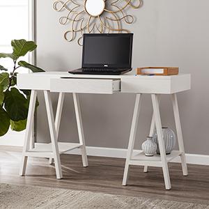 Alaska White Stain Desk