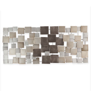 Wavson Metallic Wall Sculpture