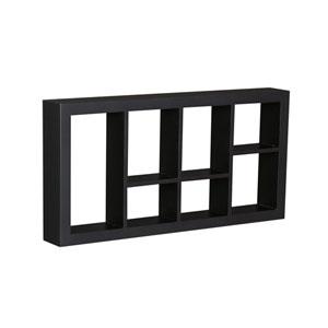 Taylor Black 24 x 12 Display Shelf