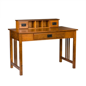 Francisco Mission Oak Desk