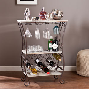 Arcino Wine Storage Table