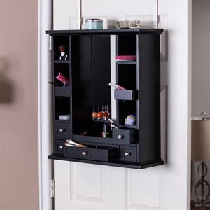 Blair Over-the-Door Jewelry/Makeup Mirror/Accessory Storage