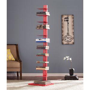 Spine Tower Shelf - Valiant Poppy