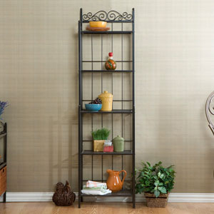 Celtic Grey Bakers Rack