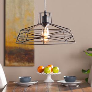 Lambro Wire Cage Pendant Lamp