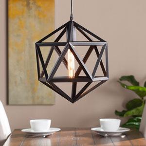 Lecava Geometric Cage Pendant Lamp