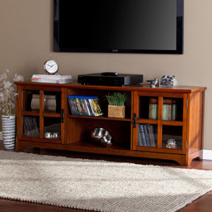 65-inch W Remington TV/Media Stand