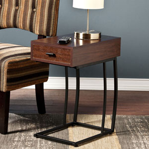 Porten Side Table w/ Power and USB
