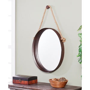 Rust Melissa Decorative Mirror
