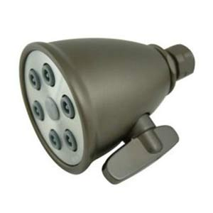 Hot Springs Oil Rubbed Bronze 6 Nozzle Power Jet Shower Head