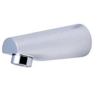 Accents Chrome 5-7/8-Inch Tub Spout