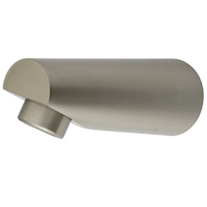 Accents Satin Nickel 5-7/8-Inch Tub Spout