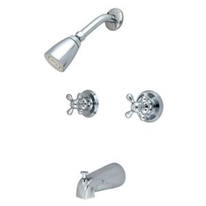 Magellan Chrome Two Handle Tub & Shower Faucet