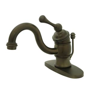 Oil Rubbed Bronze Small Buckingham Faucet