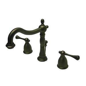 Elizabeth Oil Rubbed Bronze Bathroom Faucet