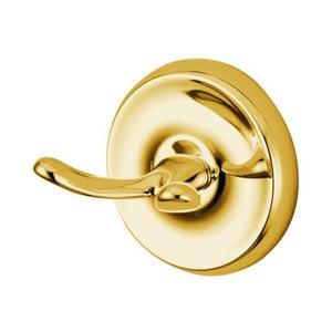 Elizabeth Polished Brass Hook