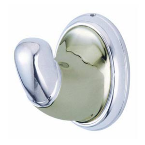 Magellan Satin Nickel And Chrome Hook