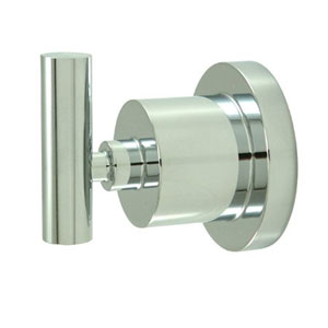 Miami Chrome Robe Hook